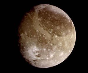 jupiter moon ganymede