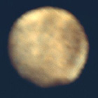Ganymede from Pioneer 10