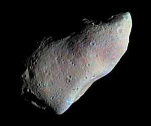 Asteroid Gaspra