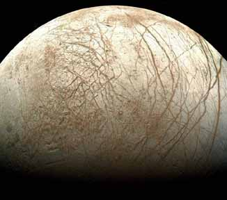 Europa Moon Facts