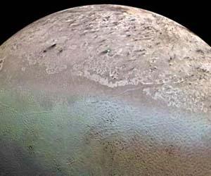 Neptune moon Triton