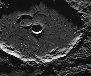 crater impact
