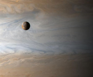 jupiter with passing moon