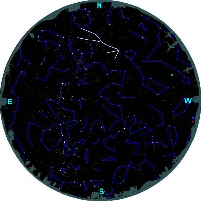 finding taurus southern hemisphere