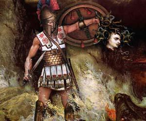 perseus mythology