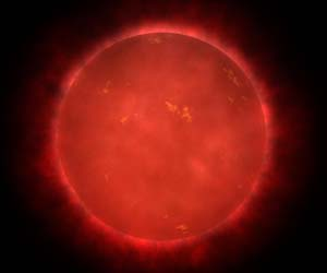 Sun in our sky