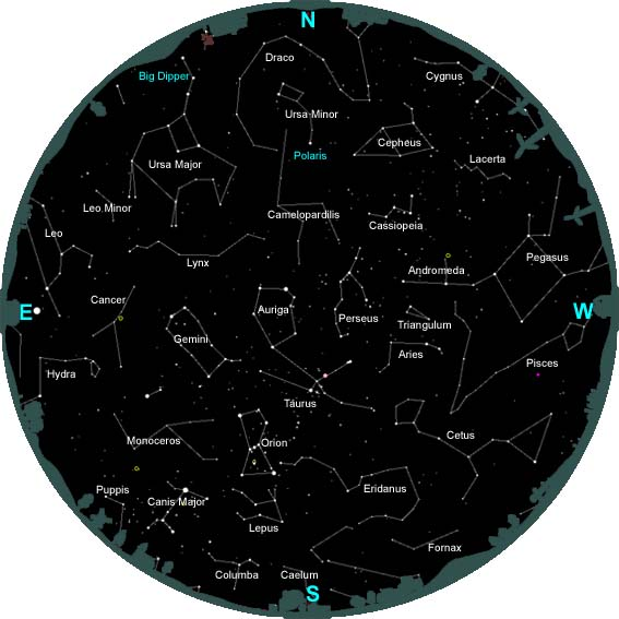 Star Constellations - Facts About Constellations ...
