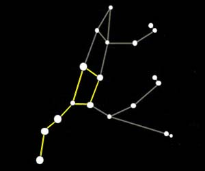 Star Worship in Japan 28 Constellations Lunar Mansions